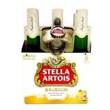 Abridor de Garrafa com Ímã e Adesivo Engradado Cerveja Stella Artois - Joy