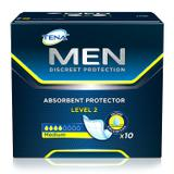 Absorvente Geriátrico Masculino Tena Men Level 2 10 Unidades