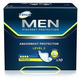 Absorvente geriátrico tena 10un discreet protection men - Sem marca