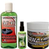AC- 40 Removedor de chuva ácida 200 ml + Carnaúba 360 gr + Aromatizante 120 ml - Prolitec
