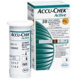 Accu Chek Active Roche Com 50 Tiras