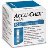 Accu-chek Guide C/ 50 Tiras Reagentes - Accu check