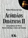 Acórdãos Didáticos II - Jurisprudência do TST em Direito Individual e Coletivo do Trabalho - Ltr