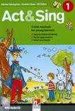 Act  sing 1 + audio cd - Helbling languages