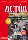 Actua a2 - actividades y ejercicios de refuerzo + cd-audio - Edelsa (anaya)