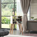 Adega para Vinho 12 Garrafas 48cm 1001 Cordel BE Móveis - Be mobiliário