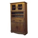 Adega Rústica - Wood Prime Biomóvel 962280
