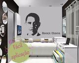 Adesivo Barack Obama - Clickfik