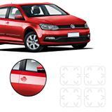 Adesivo Protetor De Maçaneta Carros Universal Transparente - Sportinox