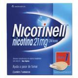 Adesivo Transdérmico Nicotinell 21mg - 7 Adesivos - Novartis