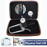 Adipômetro Cientifico Prime Med A10