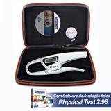 Adipômetro Digital Prime Med DGI Branco + Software