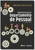 Administracao de departamento pessoal - erica - Saraiva educacao - matriz