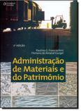 Administração de Materiais e do Patrimônio - Cengage learning nacional