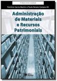 ADMINISTRACAO DE MATERIAIS E RECURSOS PATRIMONIAIS  3a EDICAO - Saraiva