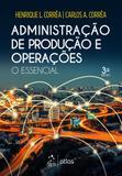 Administração de Produção e Operações - O Essencial - Atlas