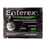 Adsorvente de Toxinas e Venenos Vetnil Enterex 8 g