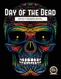 Adult Coloring Book (Day of the Dead) - West suffolk cbt service ltd