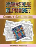 Adult Coloring (Nonsense Alphabet) - West suffolk cbt service ltd