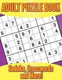 Adult Puzzle Book - Mdk publications