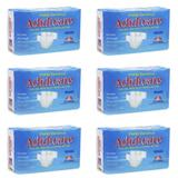 Adultcare Fralda Geriátrica M C/26 (Kit C/06)