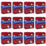Adultcare Premium Fralda Geriátrica M C/10 (Kit C/12)