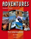 Adventures pre-intermediate sb - Oxford university