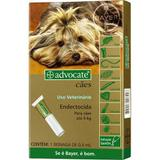 Advocate Cães - 0,4ml - Cães até 4kg - Bayer