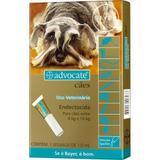 Advocate Cães - 1,0ml - Cães entre 4 e 10Kg - Bayer