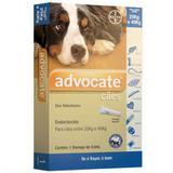 Advocate Cães (4,0ML) 25 a 40KG - Bayer
