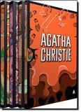 Agatha Christie - Box 3 - Harpercollins brasil