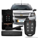 Alarme 2way Automotivo Universal  Positron - Pósitron