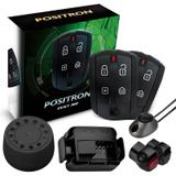 Alarme Automotivo Pósitron Cyber EX 360 Universal - Positron
