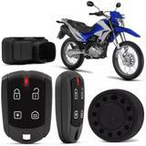 Alarme P/ Moto Honda Positron Duoblock Fx 350 G8 Dedicado Bros 150 1015 Bros 160 1618 XRE 190 16