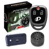 Alarme para Moto Pro G8 com Bloqueador de Sensor de Movimento - Positron