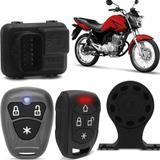 Alarme para Motos Universal Taramps TMA Freedom 200 2 Controles Com Presença