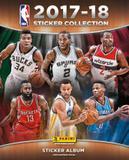 Álbum de figurinhas NBA + 10 envelopes