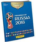 Album - Fifa World Cup Russia 2018 - Brochura - Panini revistas