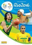 Álbum Jogos Olímpicos Rio 2016 (Capa Dura) com 10 Envelopes