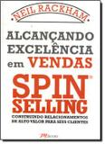 Alcancando excelencia em vendas spin selling - M. books