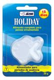 Alcon Alimentador 15 Dias Holiday 20 gr - Alcon pet