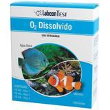 Alcon O2 Dissolvido Labcon Test Água Doce 100 Testes