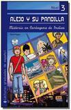 Alejo y su pandilla a1-a2 libro 3: misterio en car - Pearson