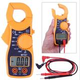 Alicate Amperímetro Digital Medidor de Diodo Mt87 Epa Ac/Dc Medidor de Voltagem - Pz-mt87
