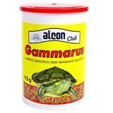 Alimento específico para tartarugas aquáticas Gammarus Alcon 110g - Camarão Desidratado Para Tartarugas