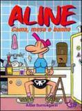 Aline - cama, mesa e banho - Devir
