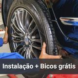 Alinhamento + Balanceamento de 4 pneus  Com instalação e bicos grátis - Car10
