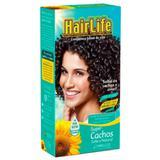 Alisante capilar hair life 180g cachinhos - Sem marca
