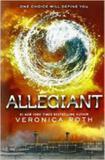 Allegiant - Katherine tegen books