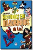 Almanaque de historias em quadrinhos de a a z - Ciranda cultural